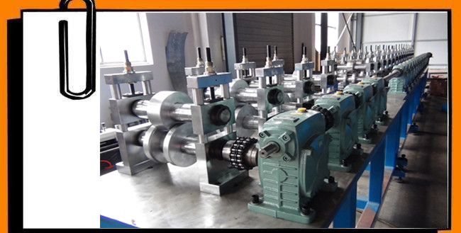 HIGH- FREQUENCY WELDED PIPE MILL